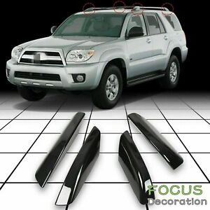 For 2003 2009 Toyota 4runner N210 Roof Rack Rail End Cover Shell Replacement
