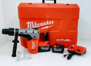 Milwaukee 2717 22hd M18 Fuel 1 9 16 Sds max Rotary Hammer Kit