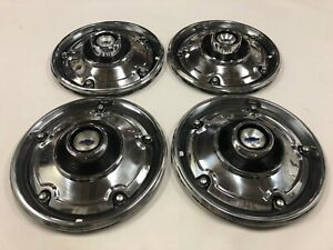 1969 1972 Chevy Pickup Chevrolet C10 P01 Hubcaps Wheel Covers
