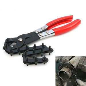 19 76mm Exhaust Tailpipe Cutter Tool Chain Tail Gas Pipe Pliers Cutting Copper