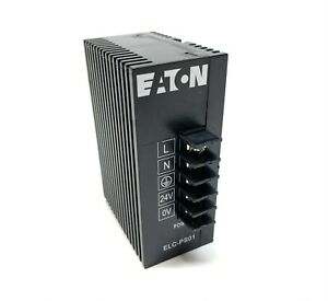 Eaton Elc ps01 Power Supply Elc ps01 2 100 240 Vac Input 24 Vdc Output