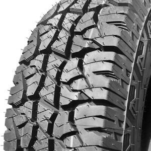4 New Achilles Desert Hawk A t 2 Lt 245 75r17 Load E 10 Ply At All Terrain Tires