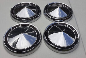 1960 Ford Car Hubcaps Wheel Covers Motor Company Galaxie Fomoco
