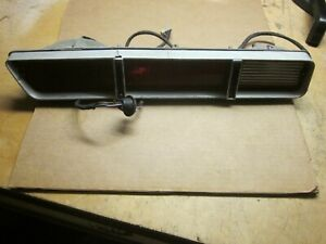 1972 Plymouth Satellite Tail Light Assembly