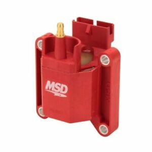 Msd Ignition Coil Bronco E150 Van E250 F150 Truck Country Ford F150 F250 Ranger