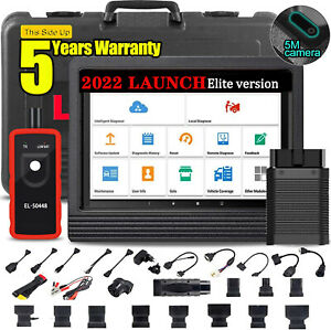 Launch X431 V Pro 4 0 Bidirectional Key Coding Obd2 Scanner Car Diagnostic Tool