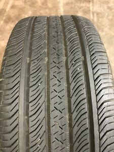 Set Of 2 Used 235 50r18 Continental Procontact Tx Ssr Moe 97h 6 32