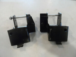 1969 1970 Ford Mustang Cougar Mach 1 Small Block Engine Motor Mounts 302 351w