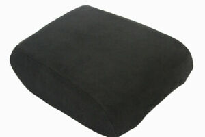 Black Fabric Center Console Armrest Cover Protector For 13 19 Nissan Pathfinder