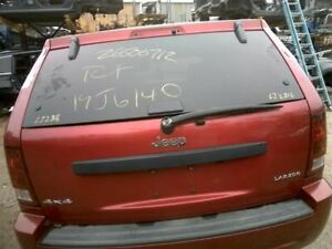 Trunk Hatch Tailgate Fits 05 06 Grand Cherokee 1011932