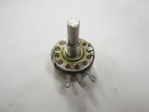 100k Ohm A b Potentiometer 2 Watt 1 2 Inch