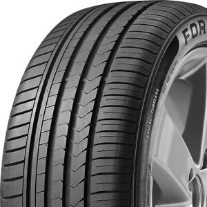 4 New Forceland Kunimoto f22 245 35r20 95w Xl A s High Performance Tires