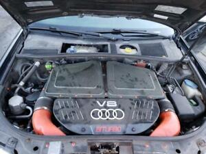 2003 Audi Rs6 4 2t Twin Turbo Bcy Engine 130k Car Runs Drives