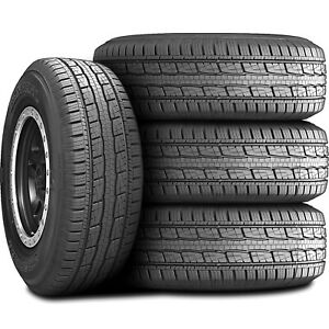 4 New General Grabber Hts 60 265 65r17 112h A s All Season Tires