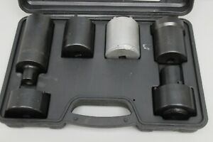 Cornwell Tools Four Wheel Drive Locknut Socket Set Ow C4543