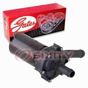 Gates To Supercharger Engine Auxiliary Water Pump For 2006 2009 Cadillac Sts Pr