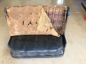 1932 Chevrolet Front Bench Seat 1929 1930 1931 1933 1934 Coupe