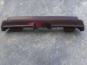 1977 1978 Pontiac Firebird Trans Am Rear Bumper Cover Assembly Support Oem