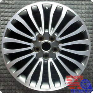 Ford Fusion Replica Machined 18 Inch Oem Wheel 2017 To 2018