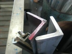 Stainless Steel 3 4 X 3 4 X 1 8 125 Type 304 Angle 90