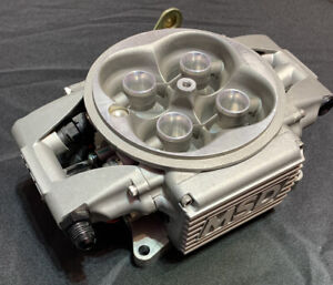 Msd 2905 Atomic Tbi Throttle Body Unit Only