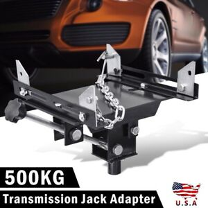 1 2 Ton Transmission Jack Adapter Capacity Transform For Automotive Floor Jack