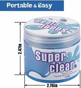 Cleaner Cleaning Gel For Car Detailing Detail Tools Car Interior Cleaner Laptop