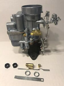 Wwii Willys Mb Cj2a Ford Gpw Gpa Carter Wo Carburetor Assembly G503