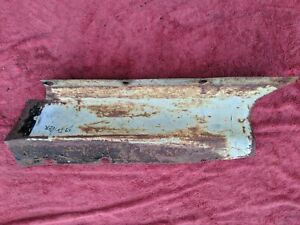1937 1938 Chevy Gmc Pickup Truck Bed Filler Panel Driver Side 1 2 Ton Short Bed