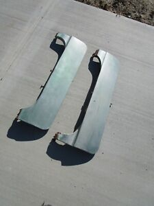 1963 1964 Cadillac Fender Skirts Solid Pair