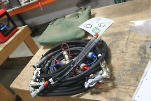 New Oem Gm Defense Medium Duty Air Over Hydraulic Towing Kit 10699294 With Bag