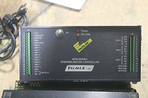 Velmex Nf90 Single Programmable Stepping Step Motor Controller Control Module