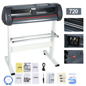 Us Stock 28 Vinyl Cutter plotter Make Signs For Decals Stickers