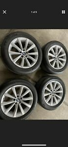 18 Own Bmw 740i 750i Wheels Tires Rims Oem Factory 7 Series 18 Inch