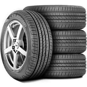 4 New Cooper Cs5 Grand Touring 225 60r16 98t As All Season A s Tires