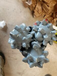 7 7 8 Tricone Steel Drill Bit New Water Well Oil