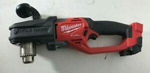 Milwaukee 2807 20 Hole Hawg 18v Cordless 1 2 Right Angle Drill Bare Tool L n