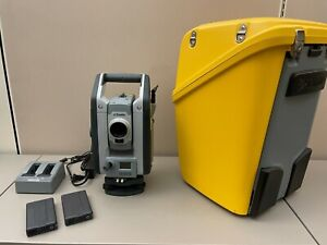 Trimble S7 1 Robotic Total Station 2 4 Ghz Dr Plus With Vision