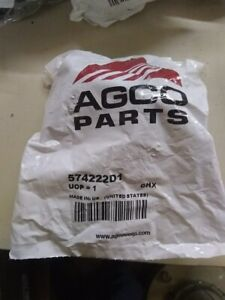574222d1 Agco Ag Chem Rogator Boom Plumbing Poly Triple Nozzle Body For 1 Pipe