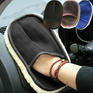 Car Soft Cleaning Tool For Interior Leather Seat Panel Dashboard Auto Detailing