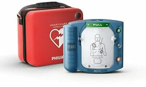 New Philips Heartstart Onsite Aed Defibrillator Hs1 M5066a r01 2025 Battery