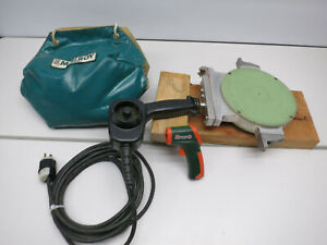 Mcelroy 26 Pipe Fusion Heater Heating Iron Plate Heater 4 6
