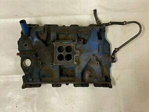 1961 1964 Galaxie Big Block Cast Iron Intake Manifold 390 Thunderbird 4 Barrel