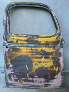 1939 1940 1941 1942 1946 Chevy Gmc Pickup Truck Passenger Side Door Chevrolet