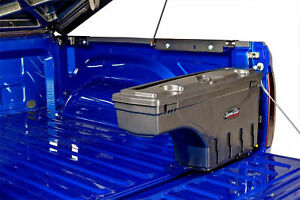 Undercover Sc400p Passenger Side Swing Utility Storage Box For 07 Toyota Tundra