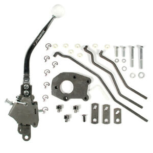 Hurst Comp 4 Speed Shifter Kit 1964 1965 Ford Full Size Car Toploader Type 431