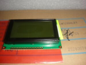 Lot Of 82 Lm12864lby Lcd Display Boards New Open Box Pictured