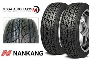 2 Nankang Sp 7 Performance X P 295 35r24 110v Xl 40k Mi All Season Suv Cuv Tires
