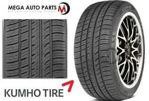 1 X Kumho Ecsta Pa51 205 50zr17 93w Xl Uhp Performance All Season 45k Mile Tire