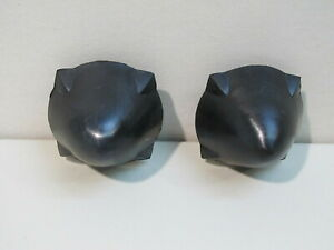 New 1959 1964 Ford Galaxie Fairlane Starliner Sunliner Bumper Guard Tips
